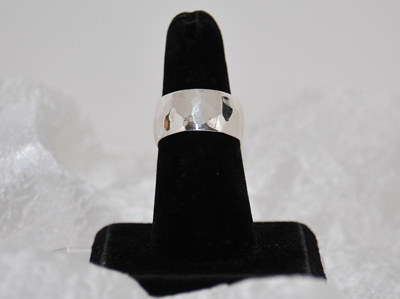 Silver Ring 8mm